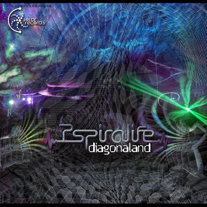 Pspiralife - Diagonaland EP  (Out now on Beatport)